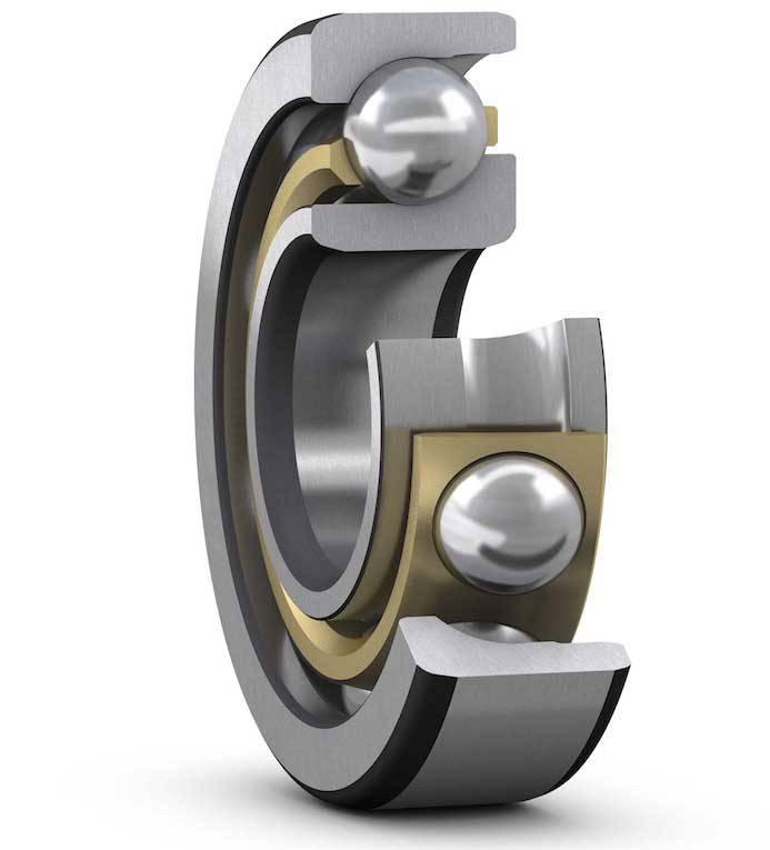 Understanding of angular contact ball bearings